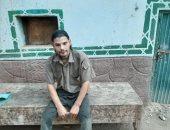 شاب من الشرقية مبتور القدمين يحلم بوحدة سكنية والزواج
