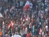 """فؤاد السنيورة لـ""""إكسترا نيوز"""": الشعب اللبنانى يعبر عن غضبة بسبب الاحتقان"""
