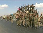 فيديو.. الجيش السوري يستكمل انتشاره على الحدود مع تركيا بطول 200 كم