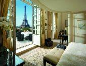 """7 فنادق باريسية تطل على برج إيفل.. """"هتشوفه من بلكونتك"""".. صور"""
