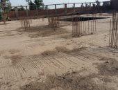 أهالى قرية نجير يناشدون محافظ القليوبية سرعة الانتهاء من  بناء المستشفى