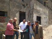 """محافظة القاهرة: هدم مبنى حى عين شمس المحترق فى """"يناير"""" وإنشاء مجمع خدمات"""