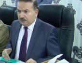 وزير الداخلية العراقى يصل محيط السفارة الأمريكية لمتابعة آخر التطورات