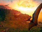 الكويكب القاتل للديناصورات تسبب فى تحول المحيطات لحمضية وانقراض جماعى