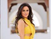"""رشا مهدي تعود من امستردام وتستأنف تصوير مسلسلها """"اطمنى"""" مع يسرا اللوزي"""