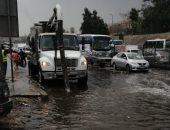 شركة الصرف الصحى: أوشكنا على فتح نفق العروبة بعد سحب مياه الأمطار