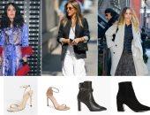 5 أنواع أحذية فضلتها نجمات فوق الخمسين خلال 2019.. أيها أجمل؟