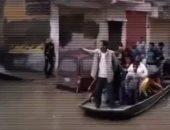 """شغل رخيص..""""مكملين"""" تستخدم صورا وفيديوهات قديمة عن الأمطار لنشر الأكاذيب عن مصر"""