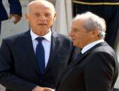 الرئيس التونسى يدخل قصر قرطاج على صوت 21 طلقة نارية