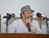عمرو عبد الجليل: بحب الأدوار الصعبة وتكريمى فى الأقصر على قيد الحياة أسعدنى