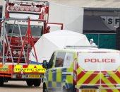 العثور على 39 جثة داخل شاحنة فى لندن