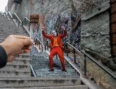 هوس الجوكر يحول سلالم فى نيويورك إلى منطقة سياحية.. وصوره تغزو انستجرام