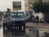 الطقس بالإسكندرية الآن.. تطهير 150 ألف شنيشة ومطبق للحماية من تراكم المياه