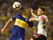 ريفر بليت يتأهل لنهائى كأس ليبرتادوريس رغم خسارته أمام بوكا جونيورز بهدف نظيف