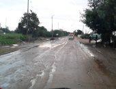 التنمية المحلية عن غرق الشوارع: قدرة البالوعات الاستيعابية أقل من الأمطار