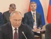 بوتين: تخصيص 190 مليون دولار للبنية الأساسية لمحطة الضبعة النووية فى مصر