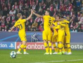 مشاهدة مباراة برشلونة ضد بلد الوليد اليوم الثلاثاء من خلال سوبر كورة