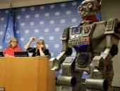روبوت بوليسى يخدم فى الشرطة الروسية