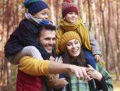 لو مضطرين تخرجوا فى الأمطار.. 6 نصائح لاختيار ملابس مناسبة للأطفال