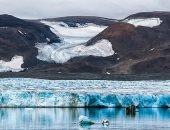 اكتشاف 5 جزر جديدة بعد ذوبان الأنهار الجليدية فى القطب الشمالى