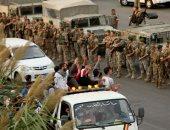 الجيش اللبنانى يجتمع لمناقشة الأوضاع الراهنة فى البلاد