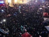 سعد الحريري يستعد لإلقاء كلمة هامة .. ووسط بيروت يتحول لساحة حرب
