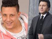 حمو بيكا يكرر اعتذاره لـ هانى شاكر: إحنا عيالك يا أمير الغناء العربى