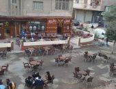 قارئة تشكو من مقهى غير مرخص يزعج أهالى شارع عبد المحسن الوسيمى بعين شمس