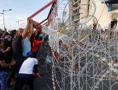 احتجاجات العراق.. محافظة الديوانية تعلن تعطيل العمل غدا واستمرار حظر التجوال