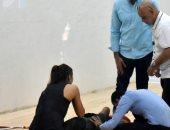 6 مصريين يودعون بطولة مصر الدولية لرجال الاسكواش من الدور الأول