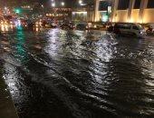 أمطار غزيرة على الإسكندرية اليوم وغدًا.. والصرف الصحى يرفع الطوارئ