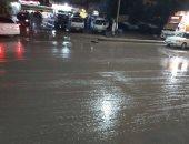 """أمطار على الإسكندرية فى ليلة """"عيد الميلاد"""" .. و""""الصرف"""" ترفع درجة الاستعداد"""