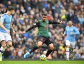 ملخص لمسات تريزيجيه فى مباراة مانشستر سيتي ضد استون فيلا
