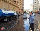 الإسكندرية تتخطى أزمة الغرق بعد 48 ساعة أمطار مرعبة