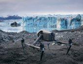 قبل وبعد.. صور جوية تكشف ذوبان أكبر نهر جليدى فى أيسلندا على مدار 30 عاما