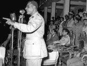 """ذكرى حادث المنشية.. """"الإخوان"""" حاولت اغتيال عبد الناصر باعتراف القرضاوى"""