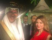 """فيديو.. السفير السعودى لـ""""اليوم السابع"""": مجلس وزراء الإعلام العرب أنجز خطوات كبيرة لتوحيد الرؤى"""