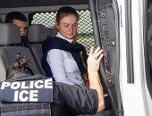 وصول الروسية ماريا بوتينا إلى موسكو عقب إطلاق سراحها من أحد سجون أمريكا