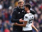 فيديو.. أرنولد مدافع ليفربول يتصدر قائمة أفضل 10 ظهراء الجنب في العالم 2020