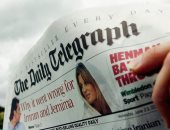 """الجارديان: عرض صحيفتى """"ديلى تليجراف"""" و""""صنداى تليجراف"""" للبيع"""