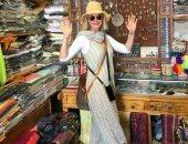 صحيفة USA Today تبرز احتفال كاتى بيرى بعيد ميلادها فى مصر