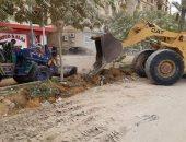 نائب محافظ القاهرة: بدء تطوير شارع السعادة بالحى الإيطالى.. ورفع آثار الأمطار