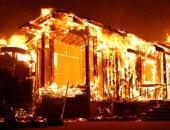 صور.. سلطات كاليفورنيا تجلى 180 ألف شخص بسبب الحرائق