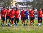 فيديو وصور .. الأهلى يعود للتدريبات بمشاركة 12 لاعبا