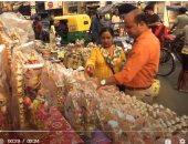 """""""ديوالى"""".. أكبر مهرجان ديني شعبي للسيخ والهندوس (فيديو)"""