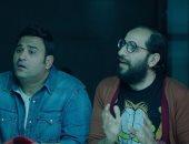 """أكرم حسنى يهنىء أحمد أمين على انضمامه لفريق مسلسل """"ما وراء الطبيعة"""""""