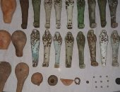 ضبط ثلاثة أشخاص بعد تنقيبهم عن الآثار بمصر القديمة والبحث عن رابعهم الهارب