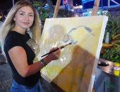 100 فنان من 40 دولة يبدعون فى منتدى فنون شباب العالم بشرم الشيخ