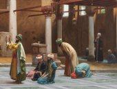 سوثبى تبيع لوحة الصلاة فى المسجد للفرنسى جان ليون جيرم بمليون جنيه استرلينى
