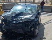 مصرع رئيس النيابة الإدارية الأسبق بحادث تصادم بمحور 26 يوليو تقاطع الصحراوى